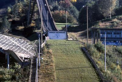 Garmisch-Partenkirchen Olympic Ski Jump