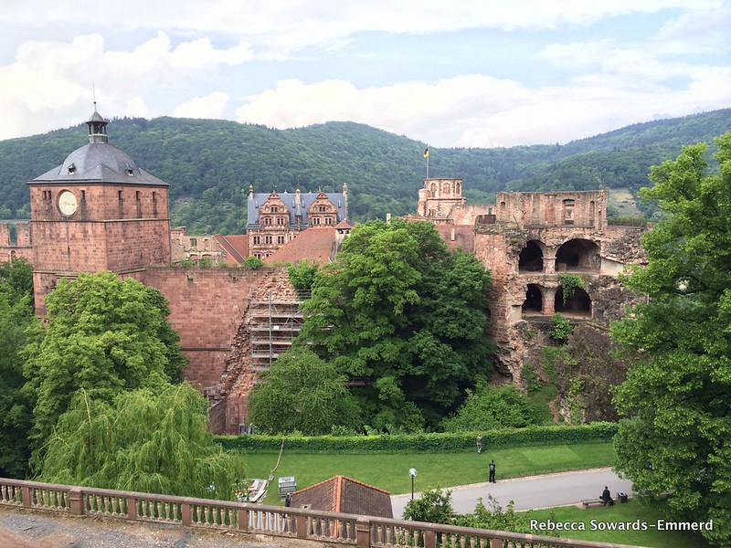 Heidelberg Castle Grounds