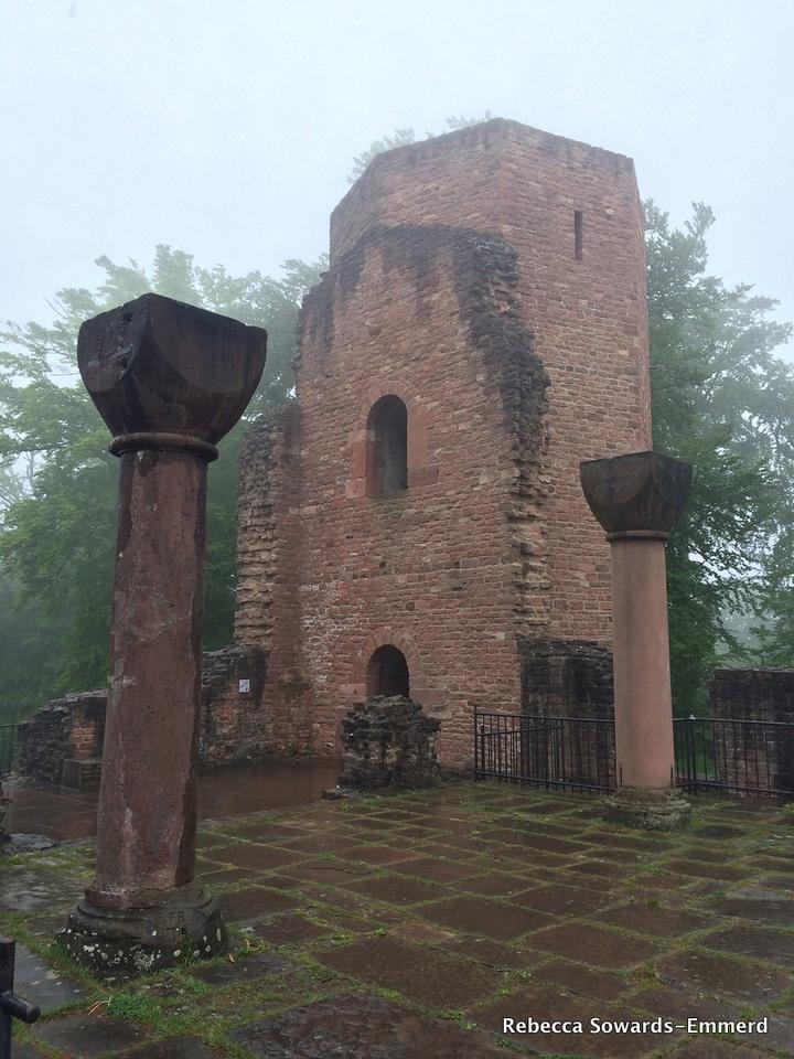 St Michael's Monastery Ruins