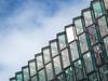Iceland, Reykjavik - Windows on the Harpa Music Hall