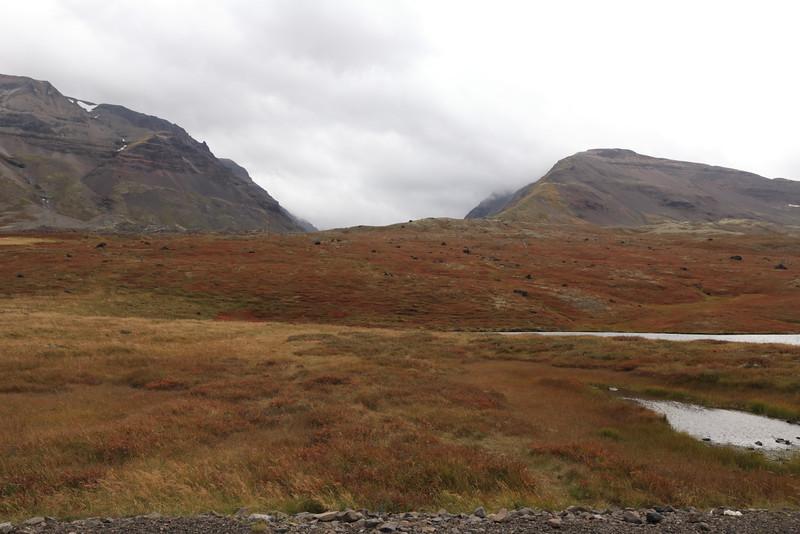 Near Egilsstadir (NE Iceland).  Northeast Iceland is actually a desert.