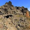 Dimmumborgir--Basalt chimneys.