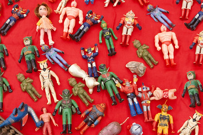 Kyoto Toy Figures IC3A