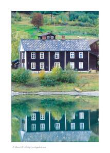 Barn near Lillehammer, Norway