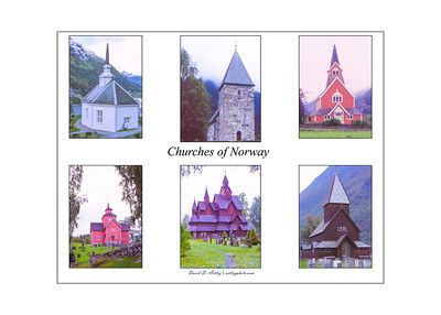 Norway- Churches of Norway