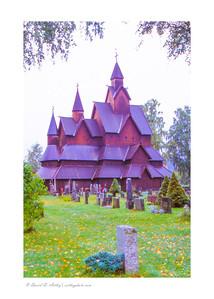 Heddal Stavkirke, Heddal, Norway