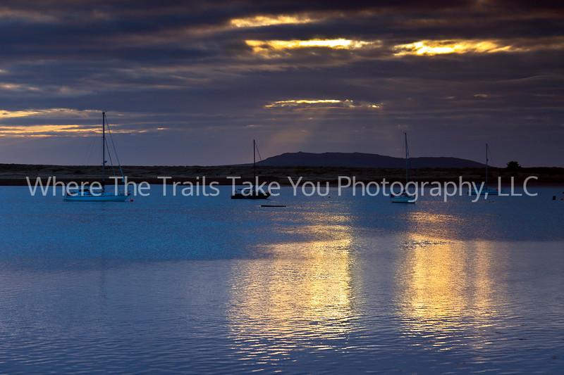 5  Sunrise Near Malahide, Ireland