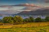 145  Countryside and McGillicuddy's Reeks, County Kerry, Ireland