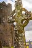 Celtic Cross and Rock of Cashel