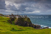 61  A different view of Dunluce Castle, Northern Ireland