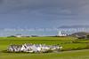 58  Seaside village near Carrick-a-Rede rope bridge site in Northern Ireland