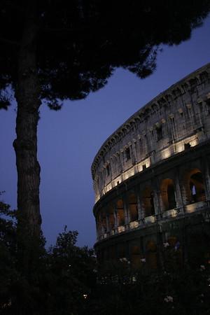 Rome-Siena-Venice,Italy 2005