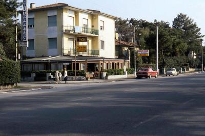 Downtown Tirrenia
