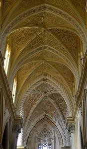 Erice Duomo  (Interior)--Sicily