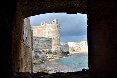 Castello Maniace (Isola di Ortigia)--Siracusa, Sicily