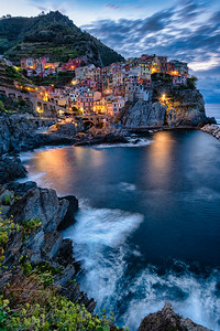 Manarola Morning