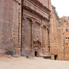 Street of the Facades. Petra, Jordan.