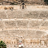 The Roman Theater.  Amman, Jordan