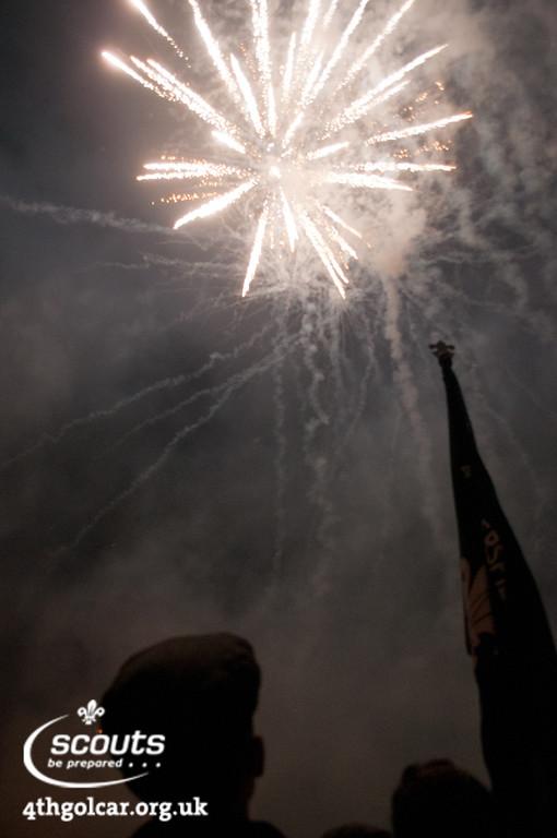 Kandersteg Fireworks