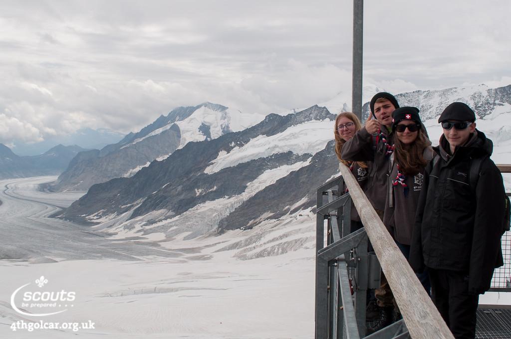 Kandersteg 2015 - Jungfrau