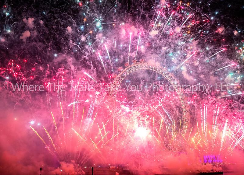 Happy New Year London