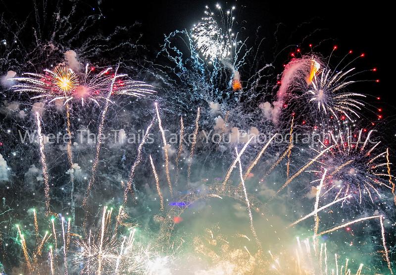 Happy New Year London 2016 Crop