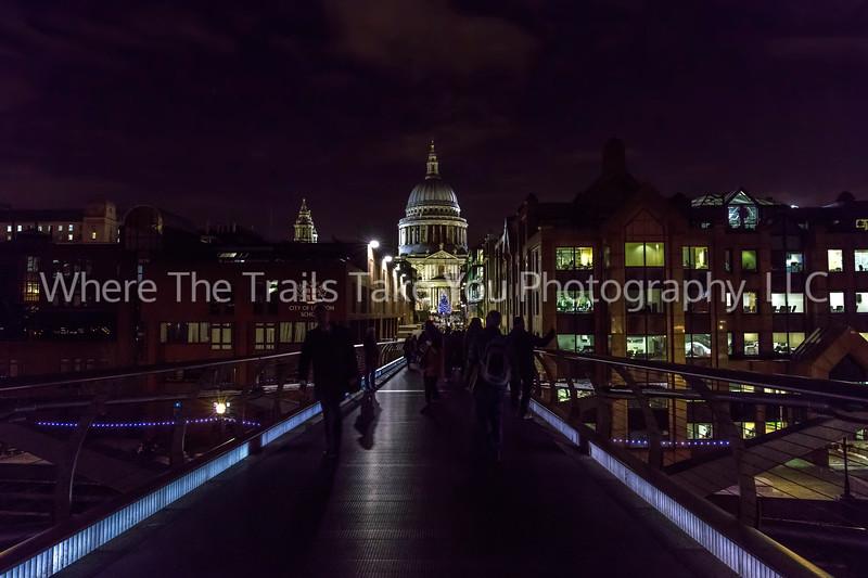 The Bridge To St Paul