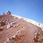 Summit of Popocatepetl