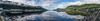 Norway, Nordfjordeid - Panorama of town and fjord