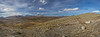 Norway, Dovrefjell - Panorama of typical terrain