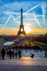Sunrise At The Trocadero