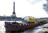 A Parisian Houseboat
