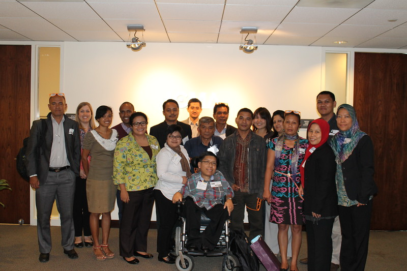 1st intl Fellows- DC Orientation (May 2014)