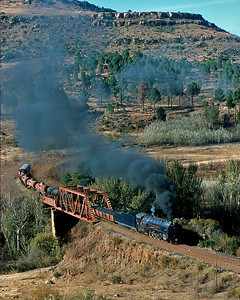 May 28, 2007.  Meulspruit bridge.