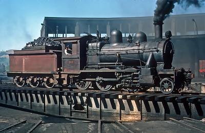 February 1977.  Temuco.