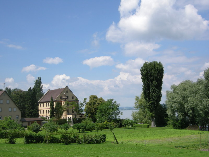 Castle on Reichenau