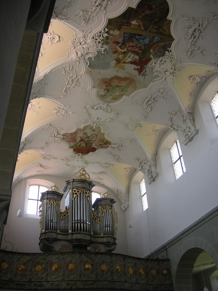 Inside St.Peter and Paul Church