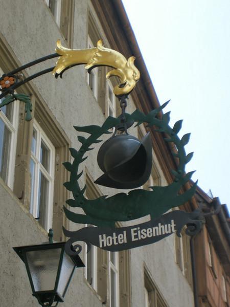 Hotel Iron Hat.