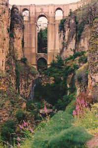 Roman Bridge--Ronda