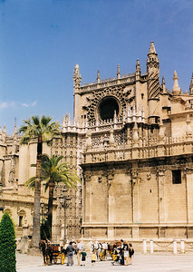 Cathedral of Seville  ( Built 1401 )
