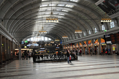 Central Station, Stockholm