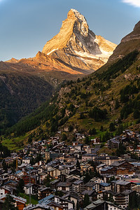 Zermatt at Sunrise