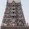 Gopuram (tower) from 8th Century, Chennai