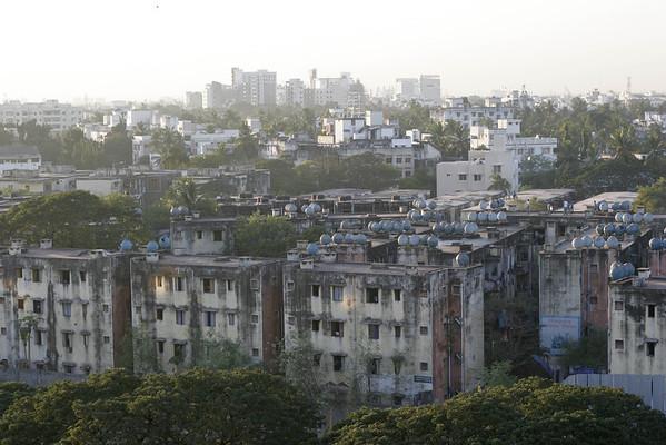 Common type of housing in Chennai