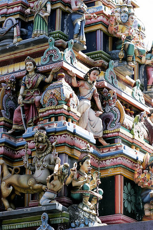 Dravidian detail