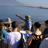 The Bay of Naples was home to many significant lectures and fun activities.