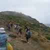 Hiking Ram Head.  [Photo credit: Chris Ferro]