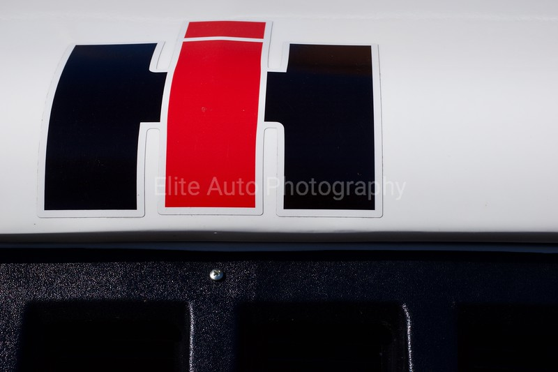International Scout Decal