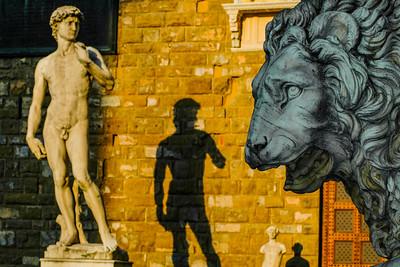 Italy Florence, David 1012 8 x 10