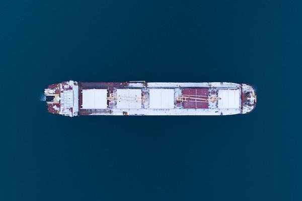 'Nautical Loredana' aerial